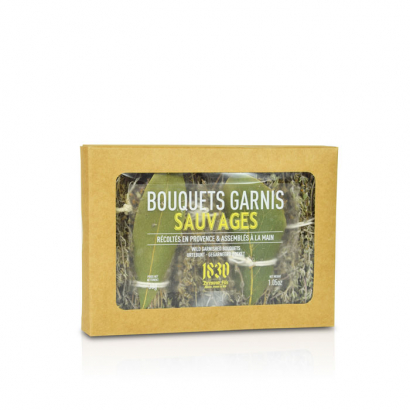 Bouquets garnis sauvages - 30g