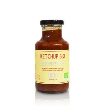 Ketchup Bio aux Herbes de Provence - 275g