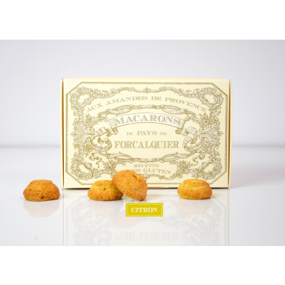 Macaron de Provence au citron