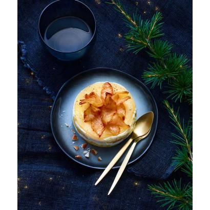 Entremet Joconde - À la pâte à tartiner lait & amandes blanchies