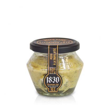 Pesto provençal à la truffe d'été - 90g