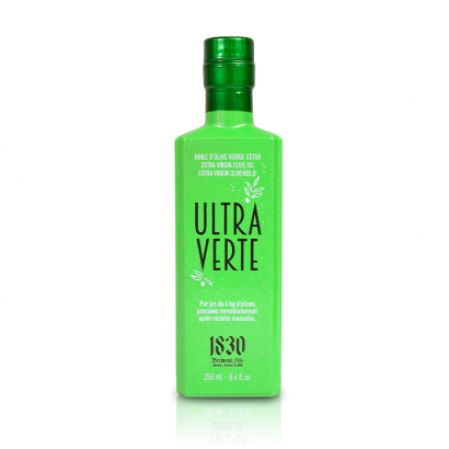 Huile d'Olive Vierge Extra Ultra Verte - Edition 2020