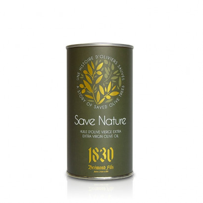 L'huile d'olive Save Nature - 500 ml