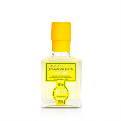 Balsamique blanc au citron - 100ml