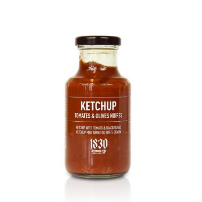 Ketchup aux olives noires - 275g