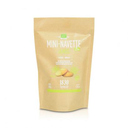 Mini navettes bio de Provence à l'anis