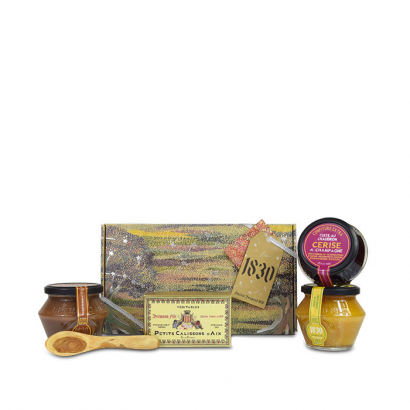 Gourmandise of Provence gift set