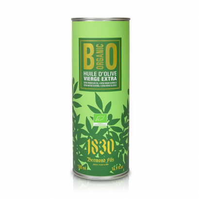 Organic olive oil by Maison Brémond - 500 ml