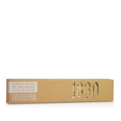 Bar of White Nougat - 100g