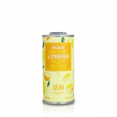 Lemon Flavoured Oil - 250 ml