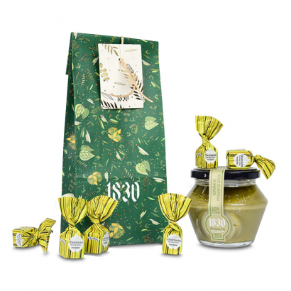 Pistachio duo gift set