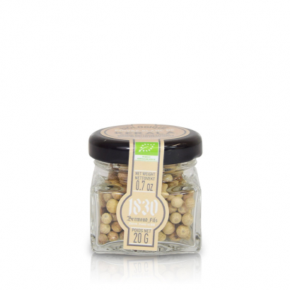 White Organic Kerala Pepper - 20g