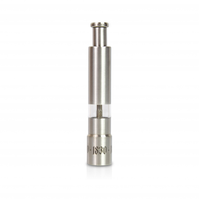 Stainless steel Push Pepper Grinder
