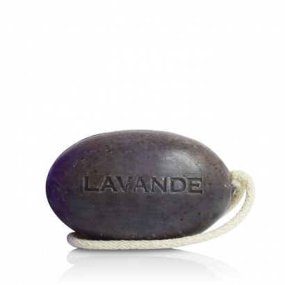 Lavender Soap on a Rope - 200g
