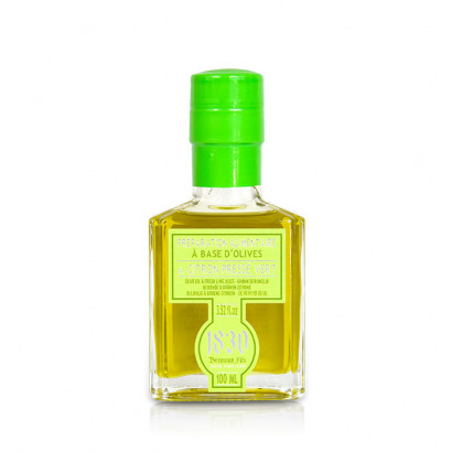 Pressed green lemon Flavoured Olive Oil - 100ml
