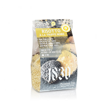 Risotto with Black Truffle - 250g