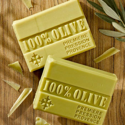 Pure Olive Oil soap - 100g
