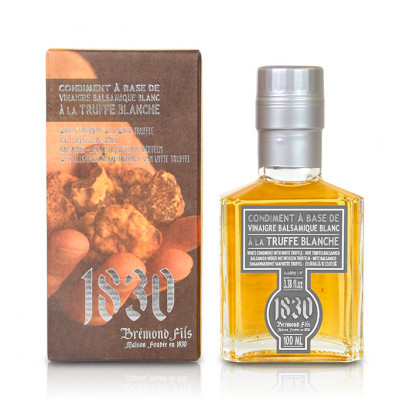 White Balsamic Vinegar with White Truffle - 100ml