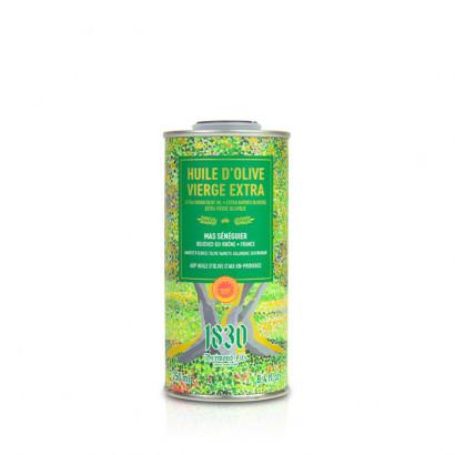 Mas Sénéguier Extra Virgin Olive Oil - AOP Aix-en-Provence - Fruity Green
