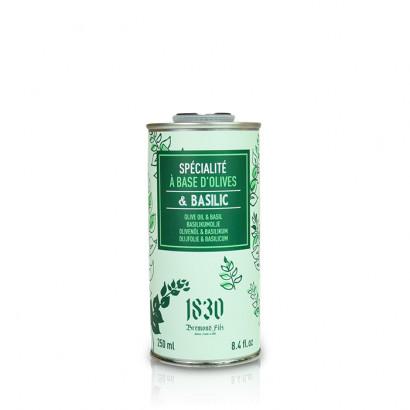 Basil Flavoured Oil - 250ml