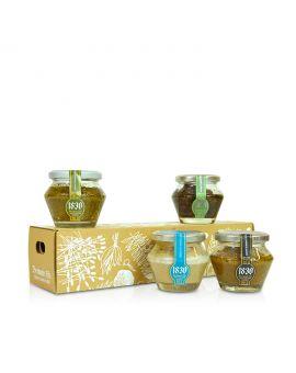 Coffret 4 pots Provence