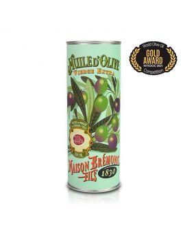 L'huile d'olive Héritage Maison Brémond fruité vert