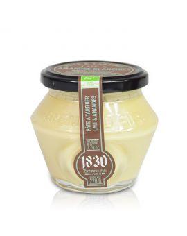 Pâte à tartiner Bio lait & amandes blanchies