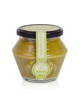 Suprême de pistache de Sicile à l'huile d'olive