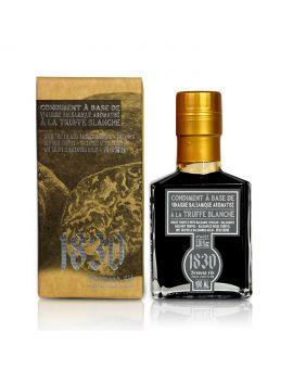 Black Balsamic Vinegar with White Truffle