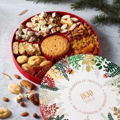 Coffret Les 13 desserts de Provence