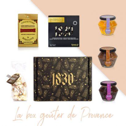 Box Goûter de Provence
