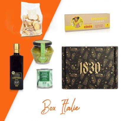 Box Italie