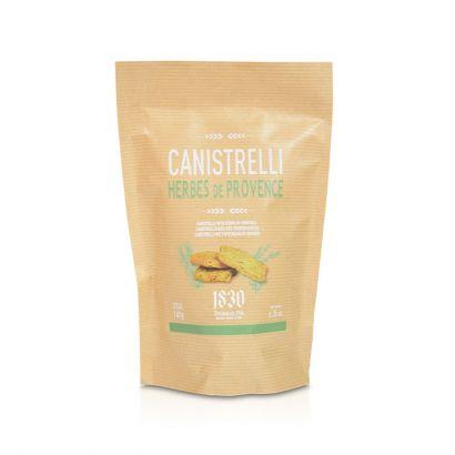 Canistrelli aux herbes de Provence
