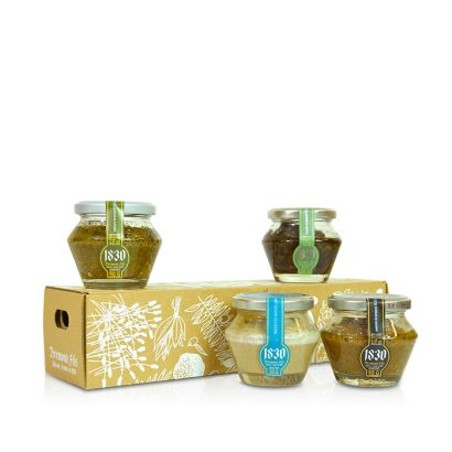 4-Jar Provence set