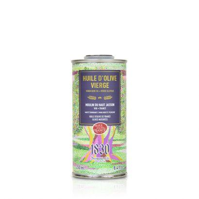 huile d'olive, Haut Jasson - Fruité noir - 500ml