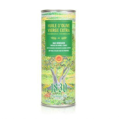 Huile d'olive, Mas Sénéguier - Fruité vert - 500ml