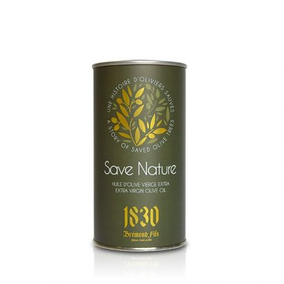 L'huile d'olive Save Nature