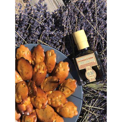 Madeleines au Balsamique aux herbes aromatiques