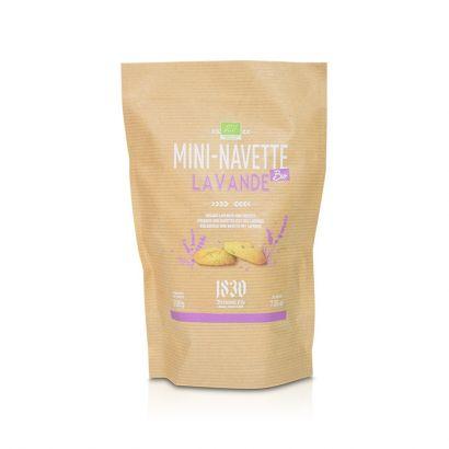 Mini navette bio de Provence à la lavande