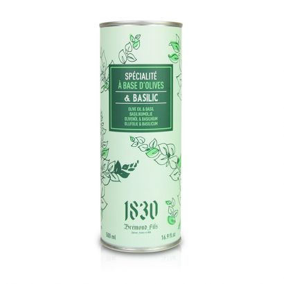 Basil Flavoured Oil