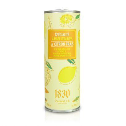Lemon Flavoured Oil