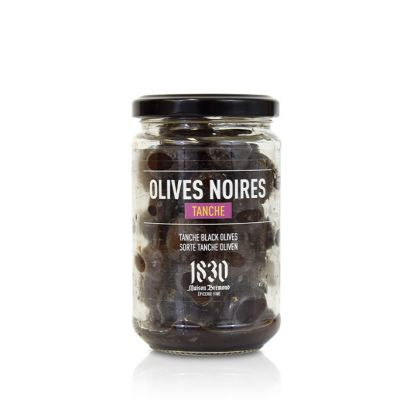 Olives noires Tanche 180g