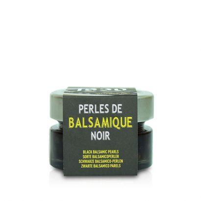 Perles de vinaigre balsamique noire