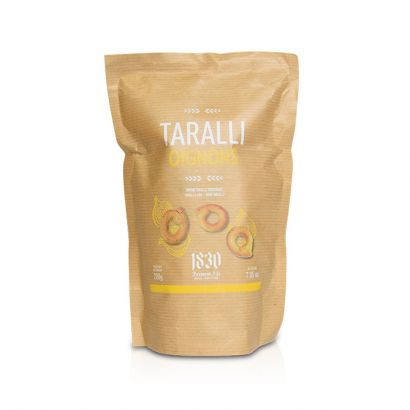 Taralli with Onion