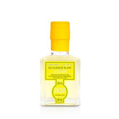 Balsamic Vinegar with Lemon