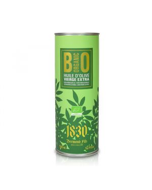 Organic extra virgin olive oil - Fripe Fruity - Haute-Provence