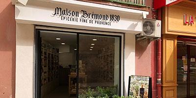 Maison Brémond Store - 2 rue Alexandre Gervais, Cassis, France